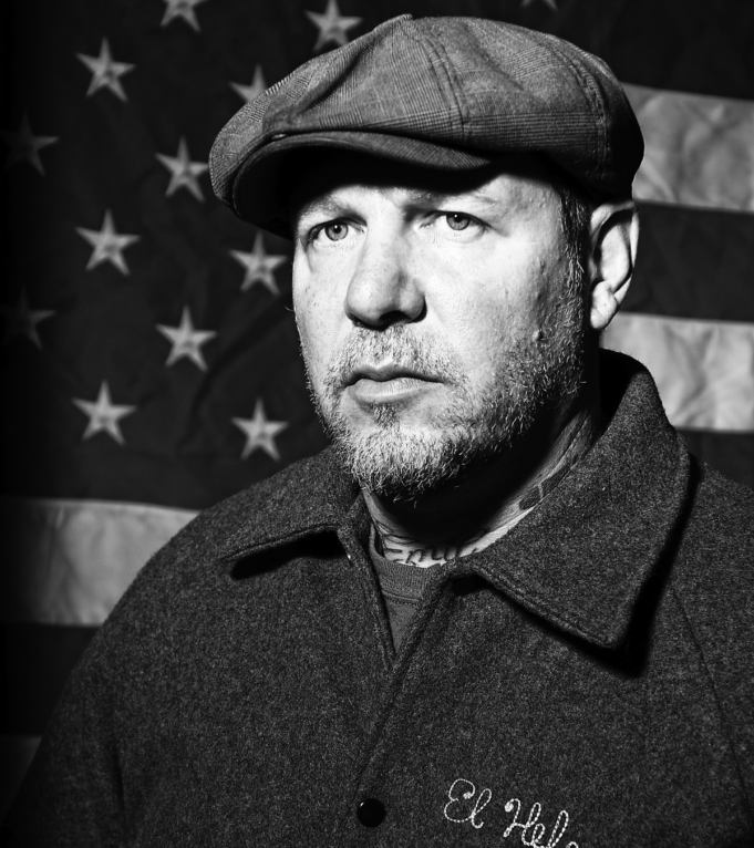 Roger Miret - Pressphoto provided by Nuclear Blast