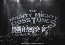 The Mighty Mighty Bossontes at Mission Ready (Photoy by Michelle Olaya)